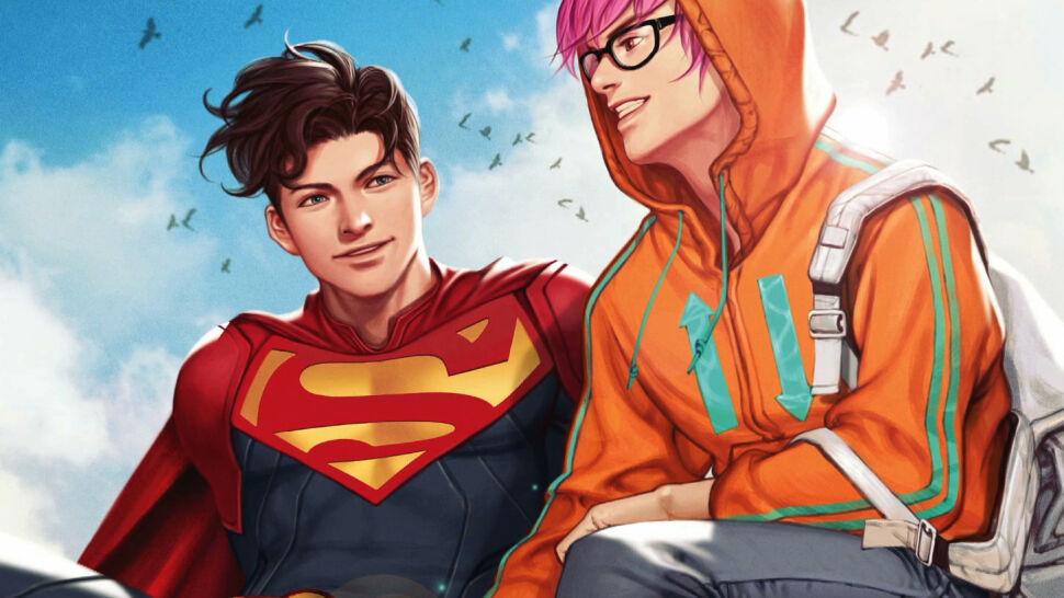 W nowym komiksie postać Supermana będzie biseksualna