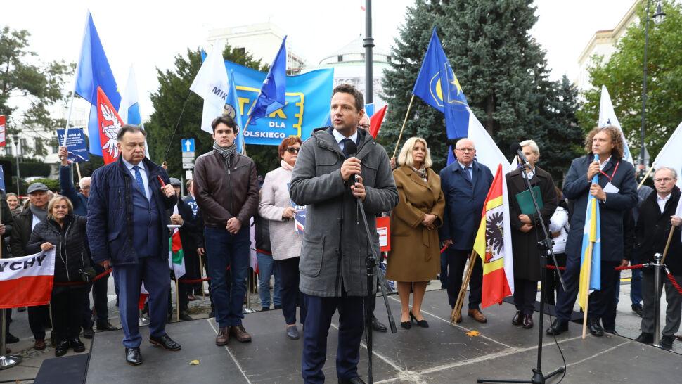 Samorządowcy wyliczają, ile stracą na Polskim Ładzie. W środę wyszli na ulice Warszawy