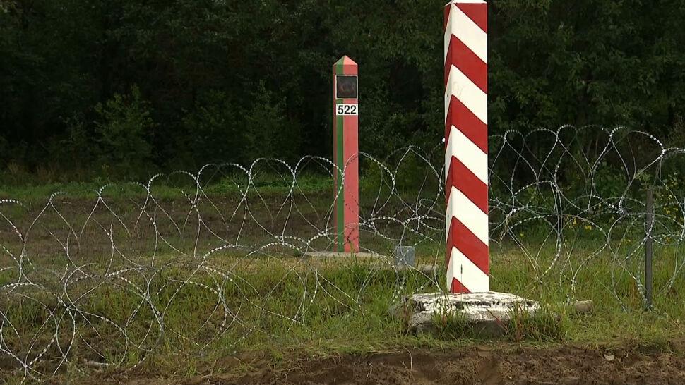 Burzliwa debata w sprawie budowy muru na granicy z Białorusią