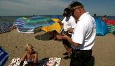 Plaża w Darłowie z zakazem palenia. Jest o co robić dym?
