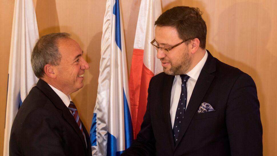 Delegacje Polski i Izraela spotkały się po raz pierwszy