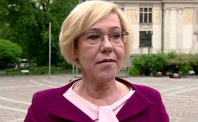 """Zdaniem małopolskiej kurator LGBT to """"propagowanie pedofilii"""""""