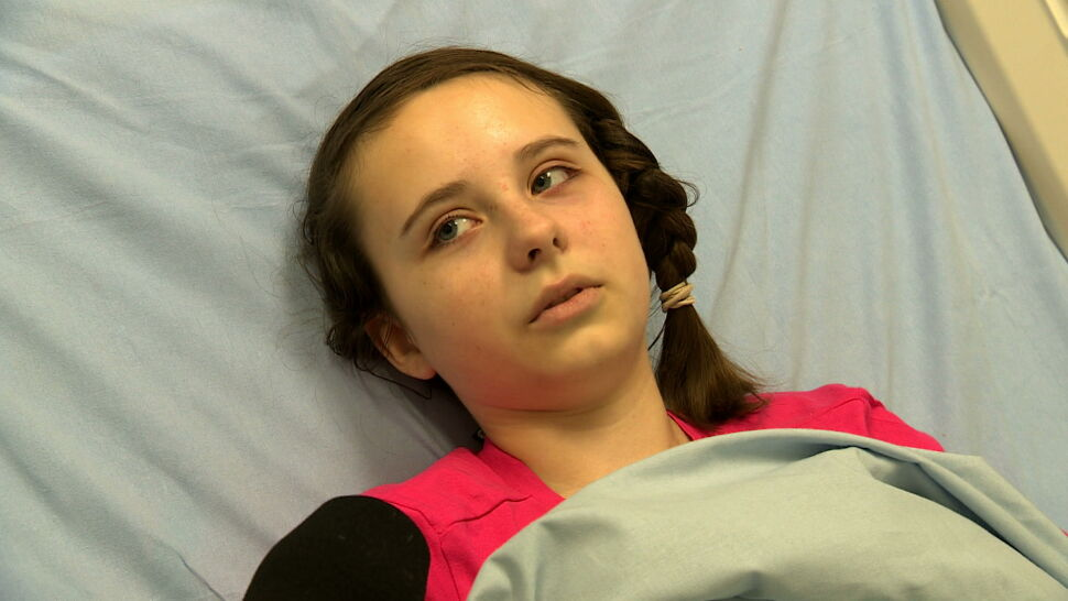 Kręgosłup na pilota. Niezwykły implant uratował życie 13-letniej Natalii