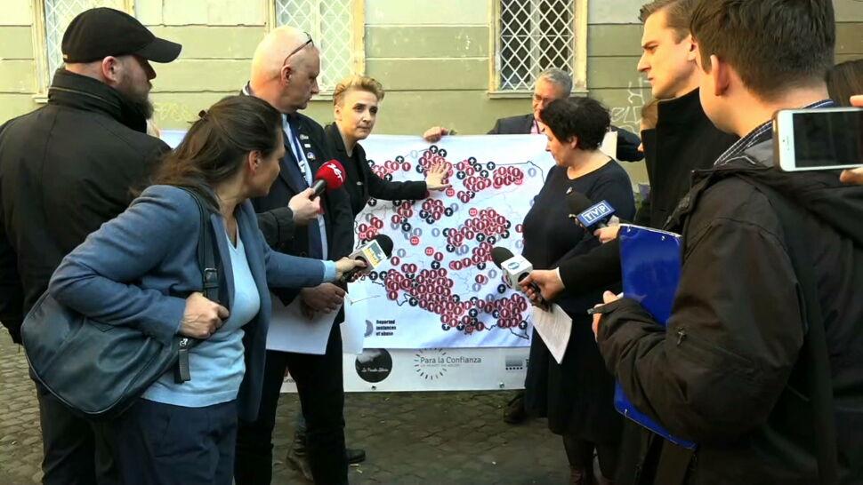 Świadectwa polskich ofiar pedofilii u papieża. W raporcie jest lista 24 biskupów