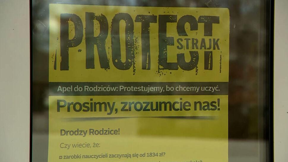 """Poparcie dla strajku nauczycieli. Sondaż dla """"Faktów"""" TVN i TVN24"""