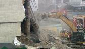 Ratownicy wydobyli piątą ofiarę wybuchu kamienicy w Poznaniu. Trwa wyjaśnianie przyczyn