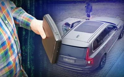 Kradną samochody nawet w sześć sekund. Eksperci radzą, jak się zabezpieczyć