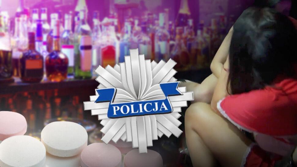 Rajd policji na klub nocny w Gdańsku. 22 pracownice zatrzymane