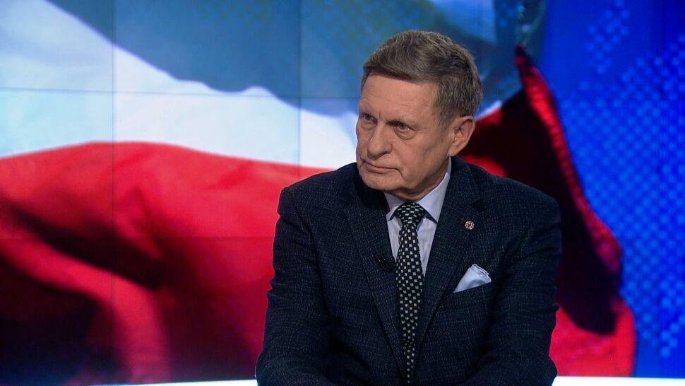 Balcerowicz: gdyby nie UE, to może Putin miałby przymierze z Niemcami?