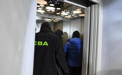 Były prezes zarządu PKN Orlen i dwie inne osoby zatrzymane przez CBA