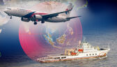 08.04.2014   Mija miesiąc od zaginięcia Boeinga malezyjskich linii lotniczych