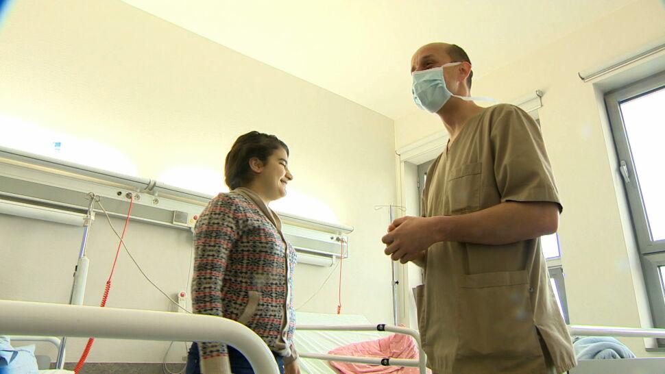 14-latka musiała rozmawiać z lekarzami podczas operacji. Tak został wycięty guz mózgu