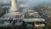 Gigantyczny pożar fabryki meblowej w Turku. Setki osób zagrożone utratą pracy