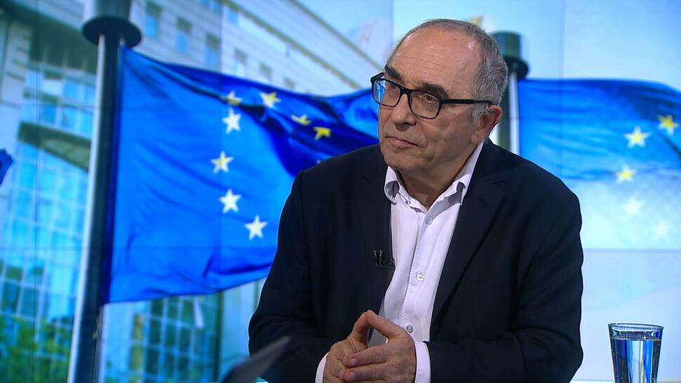 """""""Europa, żeby przetrwać, musi się umacniać"""""""
