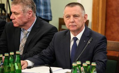 Prezes NIK w Sejmie. Pytania posłów i oświadczenie Mariana Banasia