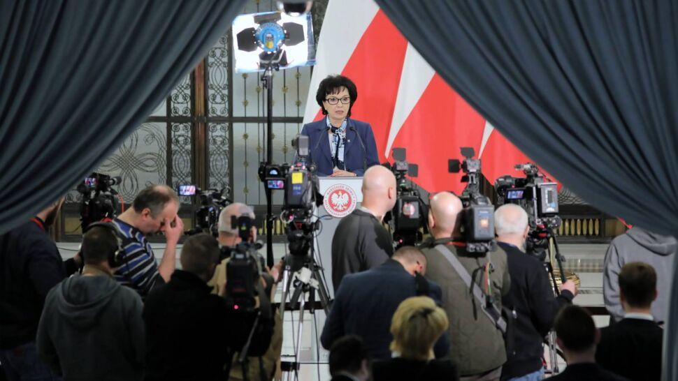Sejm ma się zebrać w 12 salach. PO podejrzewa, że PiS nie ma większości