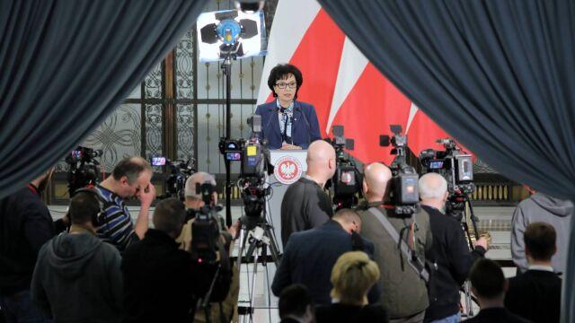 25.03.2020 | Sejm ma się zebrać w 12 salach. PO podejrzewa, że PiS nie ma większości
