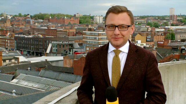 18.05.2016   #BrexitTour Macieja Worocha: jakie są nastroje w Birmingham przed brytyjskim referendum?