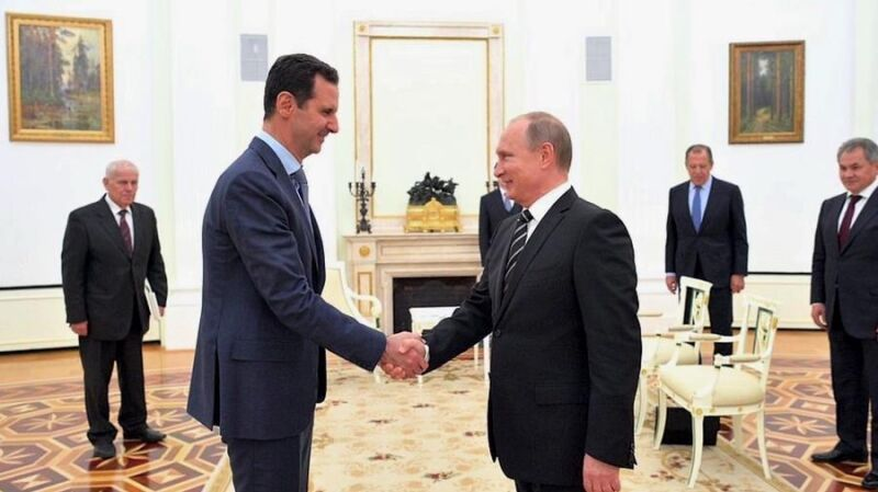 22.10.2015 | Putin z rekordowym poparciem. Dzięki Syrii?