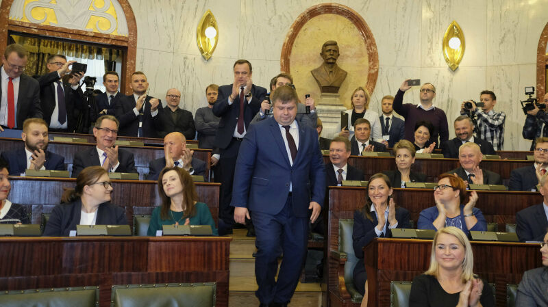 21.11.2018   Polityczne trzęsienie ziemi na Śląsku. PiS zdobywa władzę dzięki radnemu Koalicji Obywatelskiej