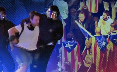 Aresztowania w Hiszpanii. Rząd próbuje zapobiec referendum w Katalonii