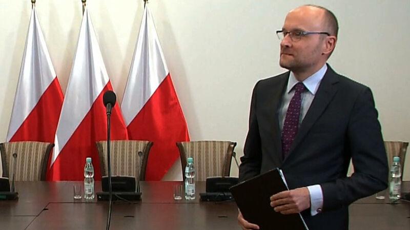 Kamil Zaradkiewicz będzie pełnił obowiązki pierwszego prezesa SN