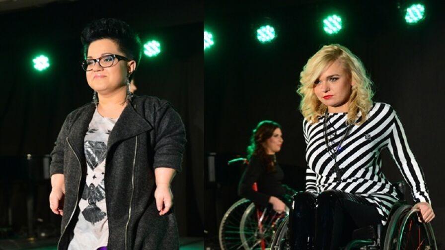 Niepełnosprawne modelki przełamują stereotypy