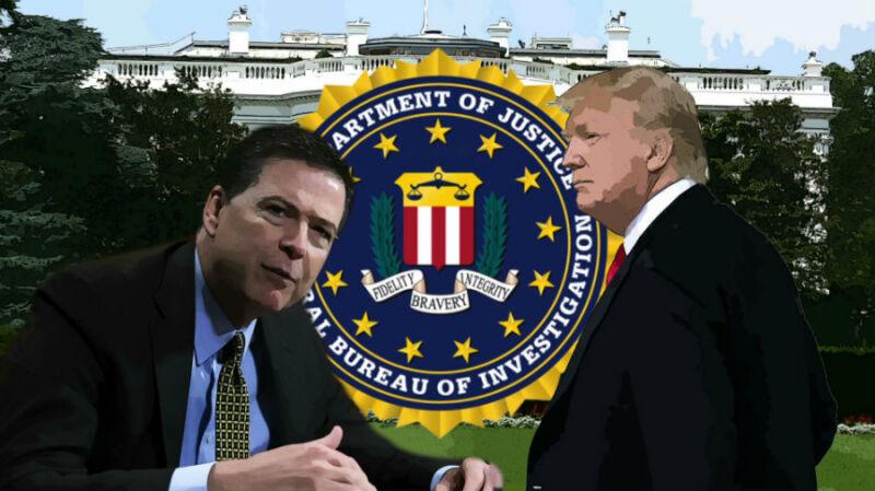 Prezydenci, doradca, prokurator, były szef FBI, zięć Trumpa i ambasador. Główne postacie kryzysu w USA