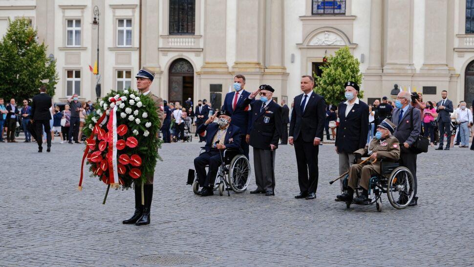 Rozpoczęły się obchody 76. rocznicy wybuchu Powstania Warszawskiego