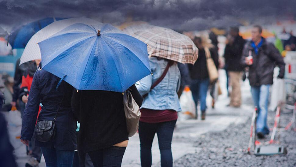 Pogodowy alert przed majówką. Ostrzeżenia dla czterech województw