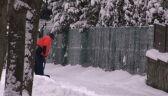 Zima zjawiła się w górach. Duże utrudnienia na szlakach