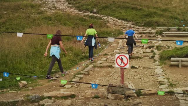 Turyści w Tatrach rażeni przez piorun