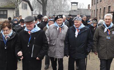 Obchody 73. rocznicy wyzwolenia Auschwitz. Rex Tillerson: przenigdy nie możemy być bierni wobec zła!