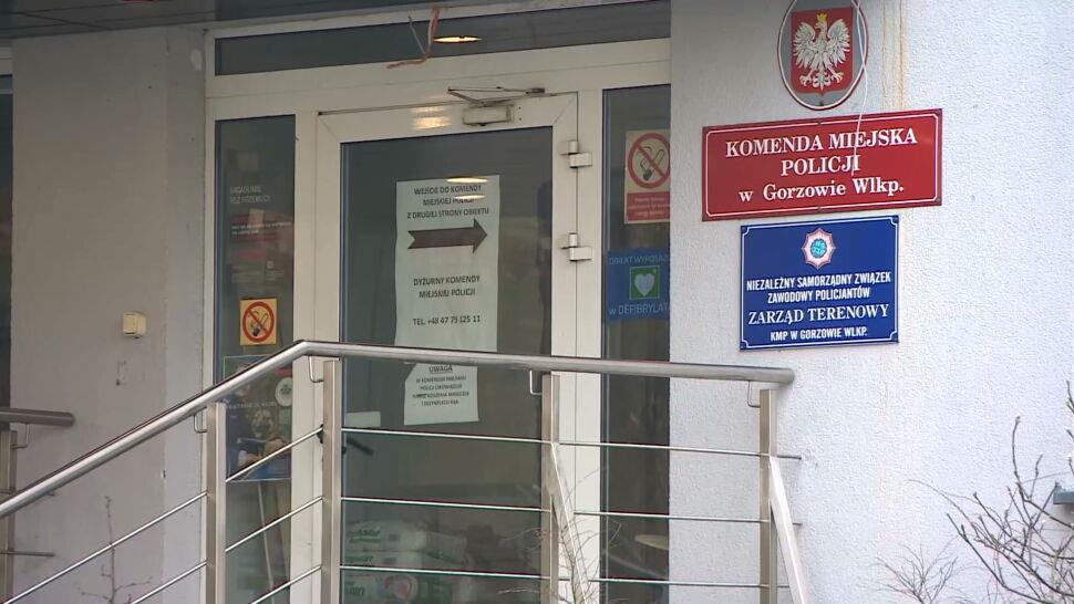 Kobieta zatrudniona w komendzie policji była karana w Szwecji za przemyt narkotyków