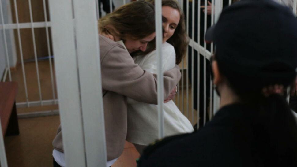 """Białoruskie dziennikarki skazane na kolonię karną. """"Mam czyste sumienie"""""""