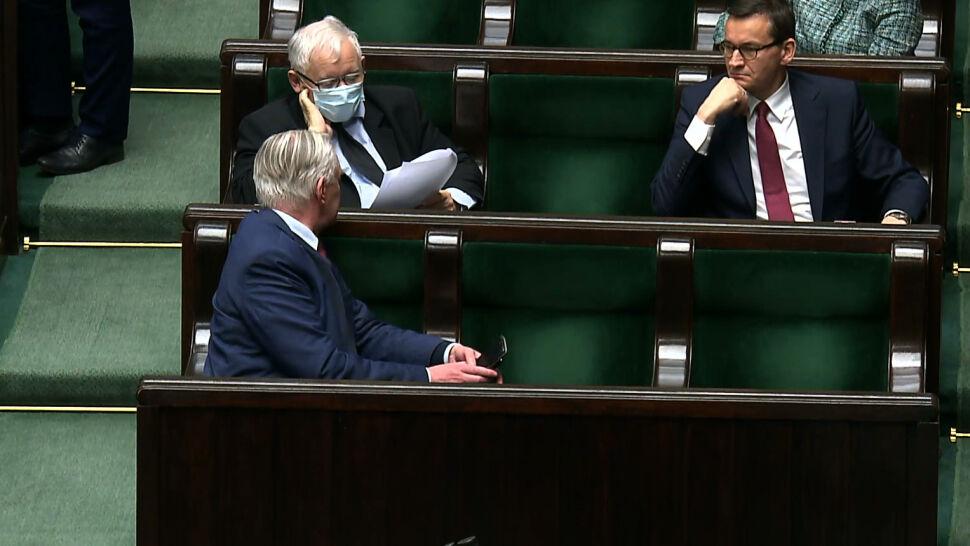 Poseł Porozumienia: oczekujemy zmian w rządzie przed następnym posiedzeniem Sejmu