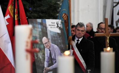 """""""Opiekuj się nami i całym Gdańskiem"""". Pogrzeb prezydenta Adamowicza"""