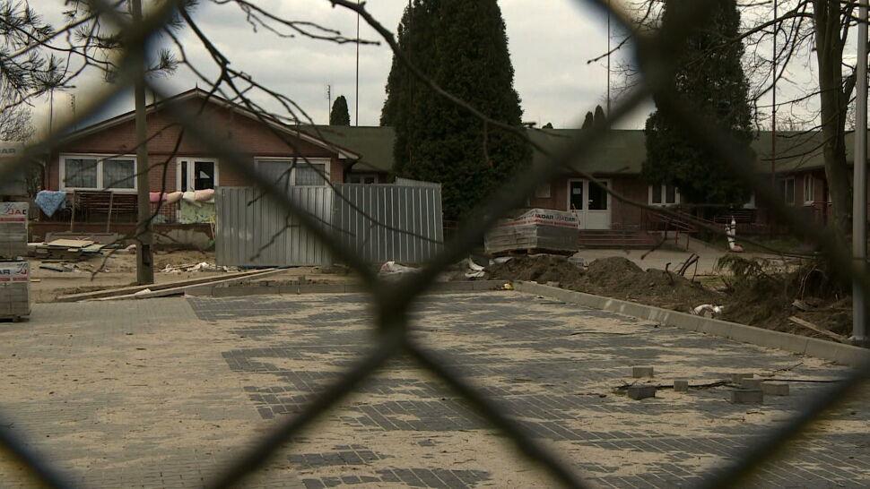 Zarządzono ewakuację pacjentów DPS w Drzewicy