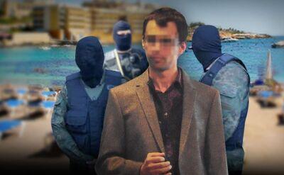 17.02.2016 | Kajetan P. zatrzymany na Malcie. Chciał dostać się do północnej Afryki