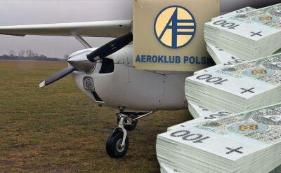 18.02.2016 | Afera w Aeroklubie Polskim: główna księgowa mogła ukraść ponad milion złotych