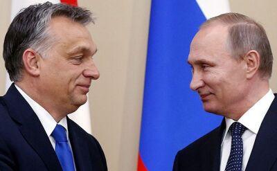 18.02.2016 | Ciepłe spotkanie Orbana i Putina. Czy Węgry pomogą Rosji wyjść z izolacji?