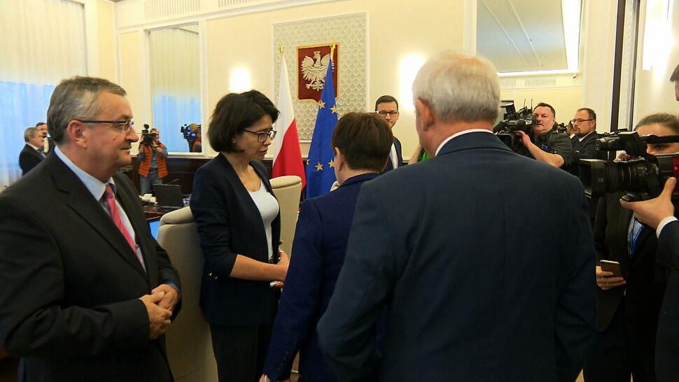 Było spotkanie, są spekulacje. Joachim Brudziński wejdzie do rządu?
