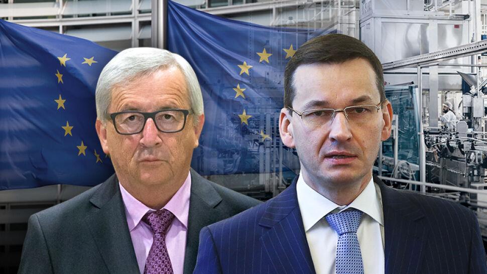 Nowa prognoza Komisji Europejskiej dla polskiego PKB. Eksperci: problem z inwestycjami
