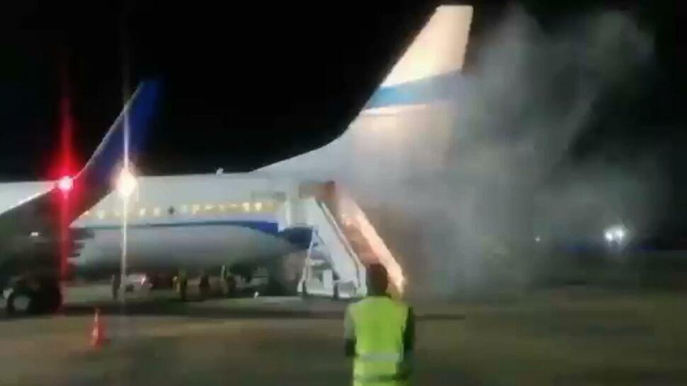 Awaria samolotu lecącego z Kenii do Polski. Polscy turyści wylądowali w Etiopii
