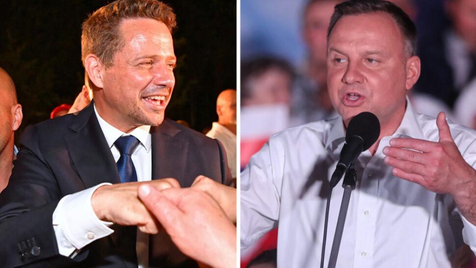 Kandydaci otrzymali zaproszenie na pierwszą debatę telewizyjną i internetową