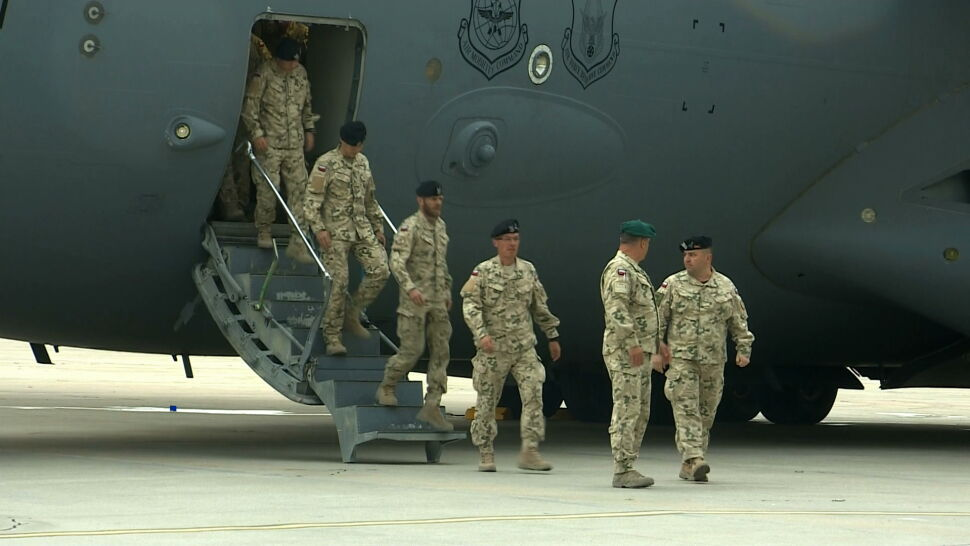 Polscy żołnierze wracają do domu. Andrzej Duda ogłosił koniec misji w Afganistanie