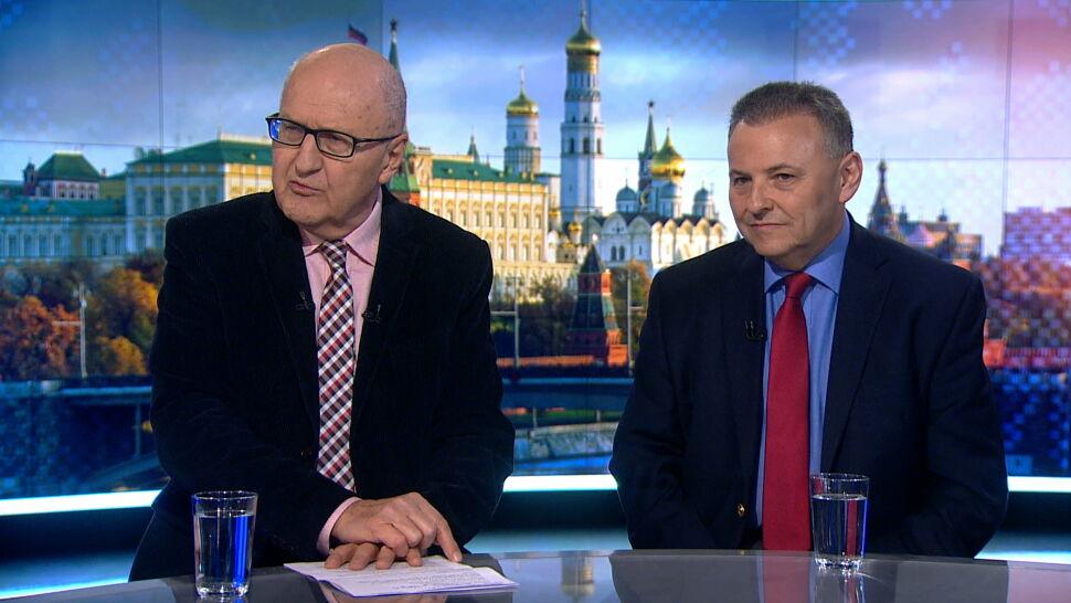 Orłowski: to może być początek długiego procesu odchodzenia Putina