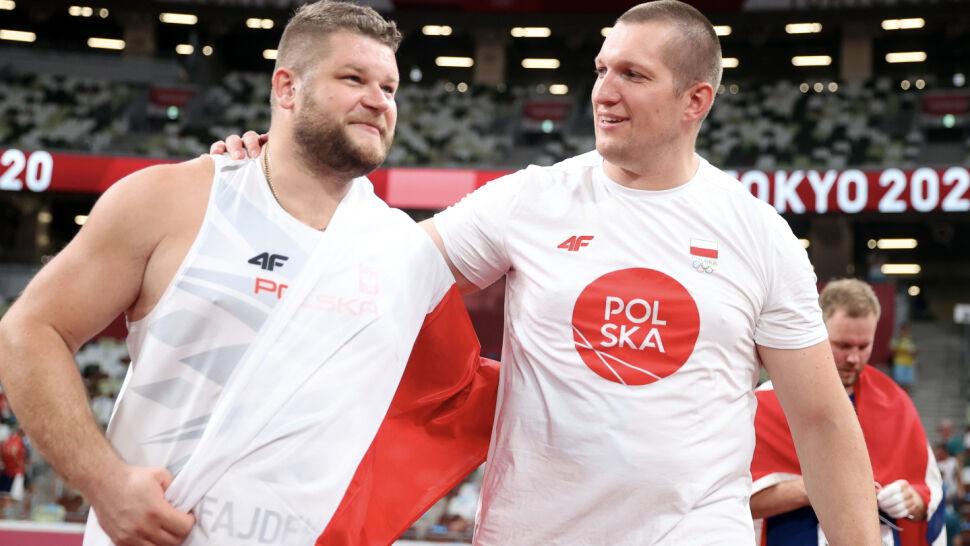Tokio 2020, sukces polskich młociarzy. Wojciech Nowicki zdobył złoto, a Paweł Fajdek - brąz