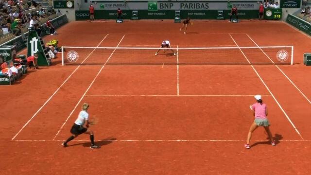 Iga Świątek nie zwalnia tempa na French Open