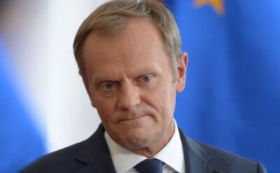 """Ziobro o wezwaniu Tuska do prokuratury. """"Normalna, standardowa procedura"""""""